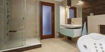 General remodeling contractor in los angeles ca bedrock for Bathroom remodeling contractor los angeles