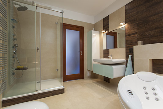 Bathroom remodeling contractor in los angeles bedrock for Los angeles bathroom remodeling contractor